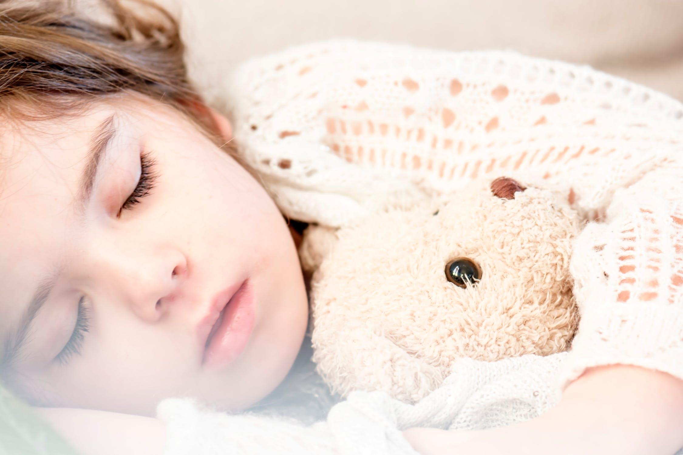 Søvn er vigtigt for din familie og sunhed